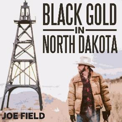 book cover Black Gold in North Dakota, narrated by Ward Paxton